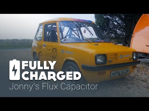 Flux Capacitor | Fully Charged