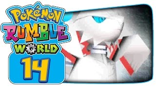 Pokémon Rumble World - Part 14: Black Balloon & Palkia Boss!