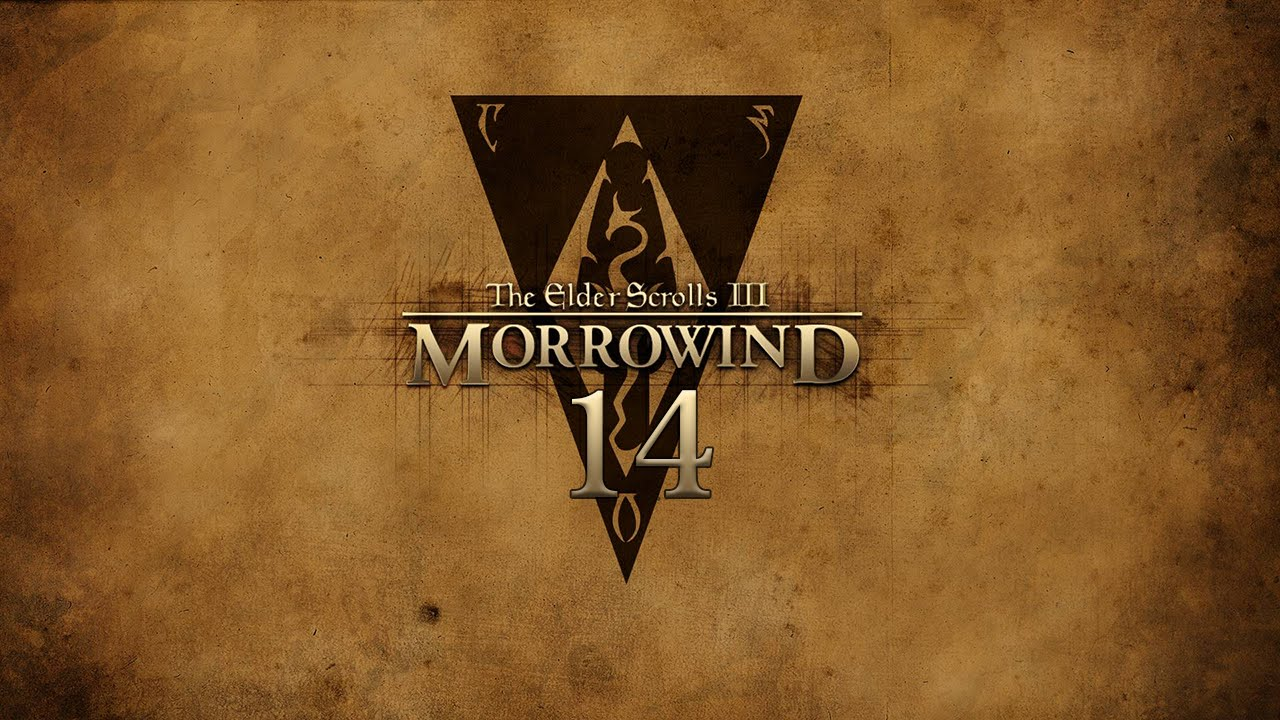 The Elder Scrolls III: Morrowind - 14 Searching for Spells