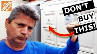 Home Depot How To Avoid Vanity Scams | How Not To Buy Vanity