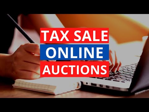 "Tax Sale ""Online Auctions"" Tax Lien/Deed Webinar with Stephen & Shade"
