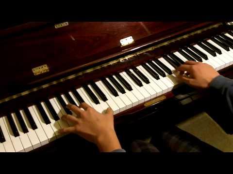 Fairy Tail - Main Theme (Piano)