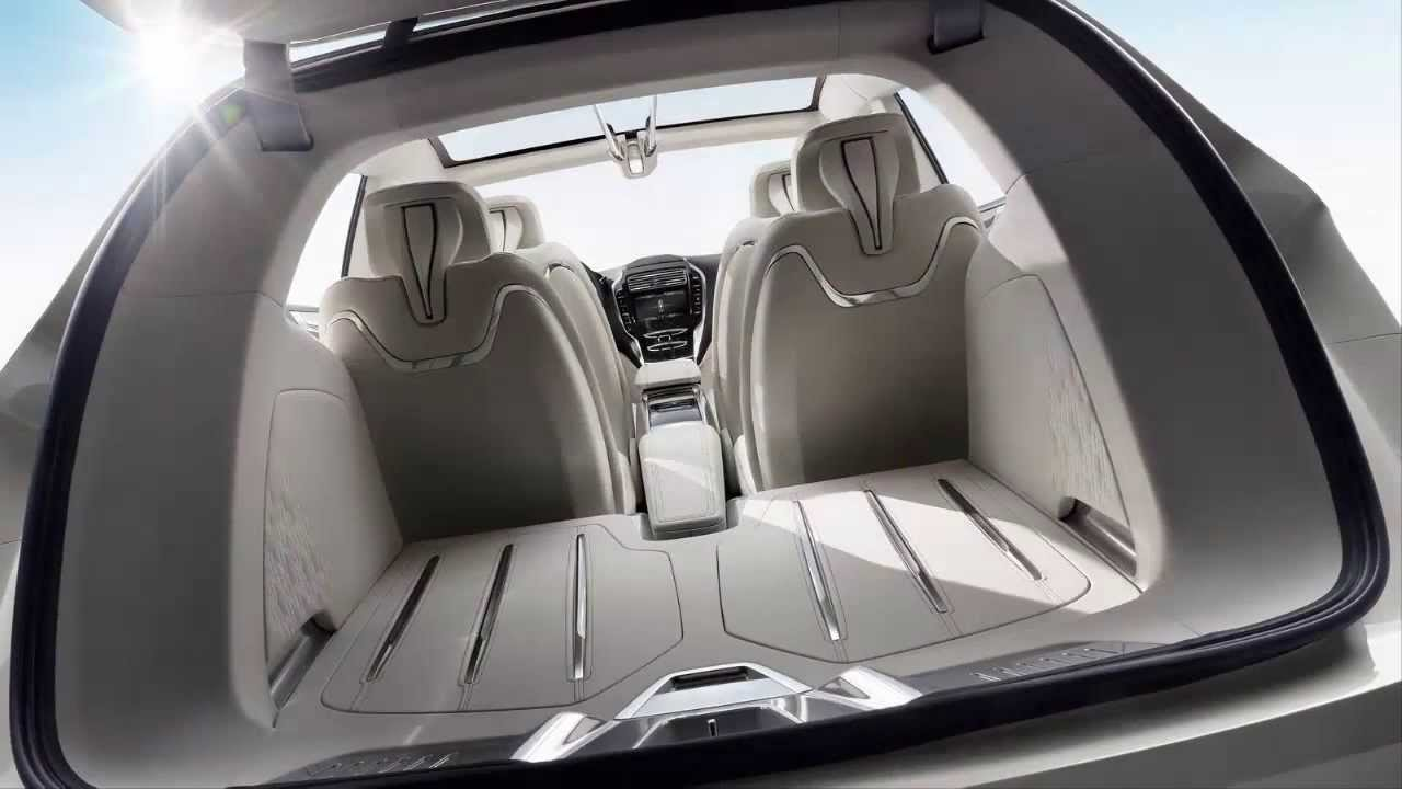 Car Interior 2013 Lincoln MKC Concept - YouTube