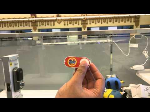 Amazon Dash Button + SmartThings