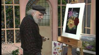 "The Beauty of Oil Painting, Series 1,  Episode 14 "" Tea Roses """