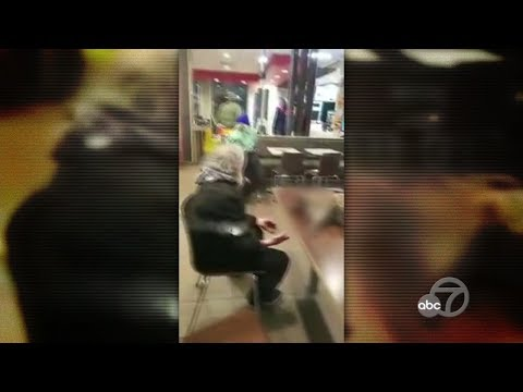 Lucy Lugnut - WTF: Man Brings Dead Raccoon Into McDonald's