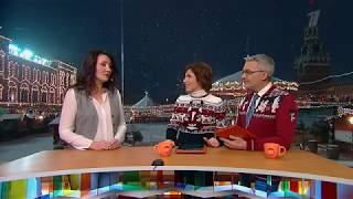 Глава АСИ Светлана Чупшева в программе «Доброе утро» на Первом канале