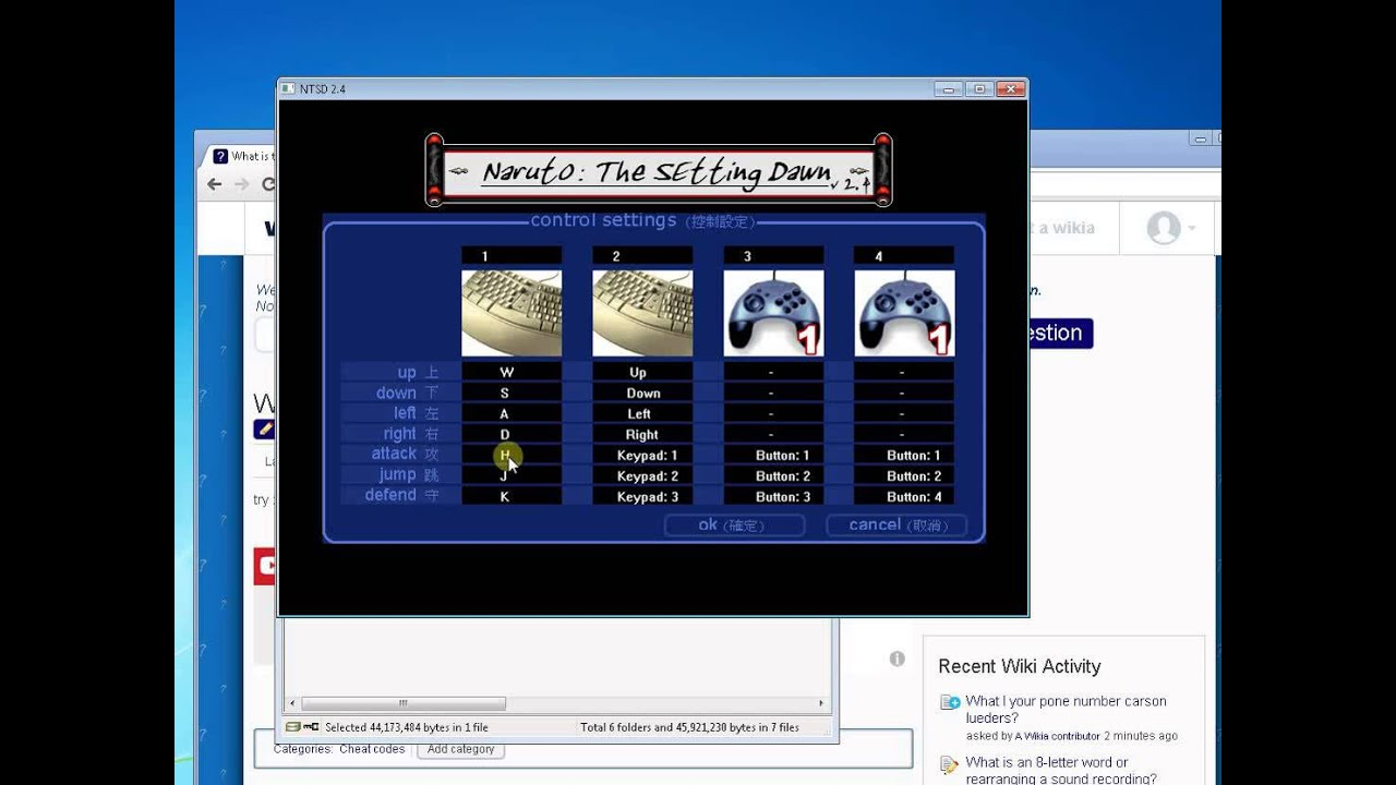 UPDTED]Naruto The Setting Dawn 2.4 Full