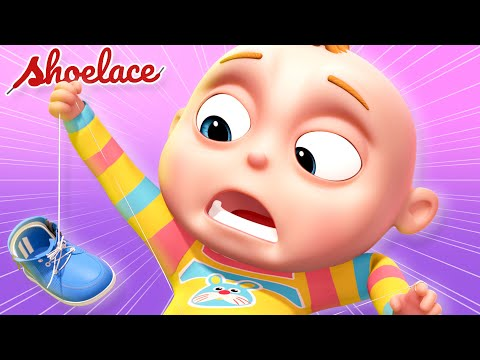 Tootoo Boy Shoelace Episode Videogyan Kids Shows Cartoon Animation For Kids Youtube