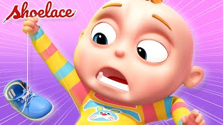 TooToo Boy - Shoelace Episode | Videogyan Kids Shows | Cartoon Animation For Kids