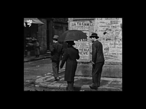 Le Marais, Paris 1934-1935 : Images d'archives