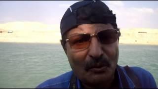 أحمد فريد رئيس قسم التصوير بجريدة الأسبوع مبرووك على الشعب قناة السويس الجديدة