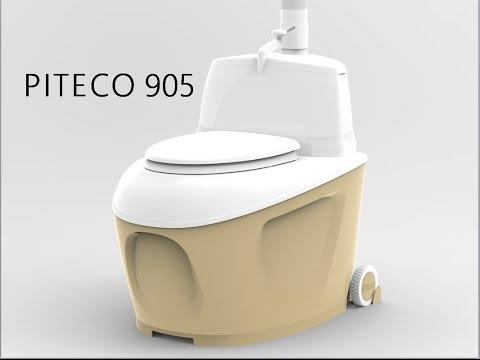 Все секреты PITECO 905. Торфяной биотуалет для дачи. Peat biotoilet for cottages
