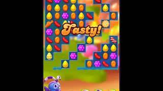 Candy Crush Friends Saga Level 278 - NO BOOSTERS 👩👧👦   SKILLGAMING ✔️