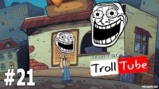 Troll Face Quest Video Memes Level #21 Walkthrough