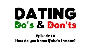 Gambar cover How do you know if she's the one? - Dating Do's & Don'ts E10 - Rabbi Manis Friedman