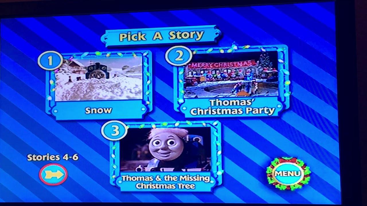 Thomas Christmas Wonderland Vhs.Opening To Thomas Friends Thomas Christmas Wonderland