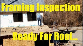 #277 - Addition Framing Inspection, Ready For Roof