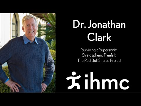 Jonathan Clark:  Surviving a Supersonic Stratospheric Freefall