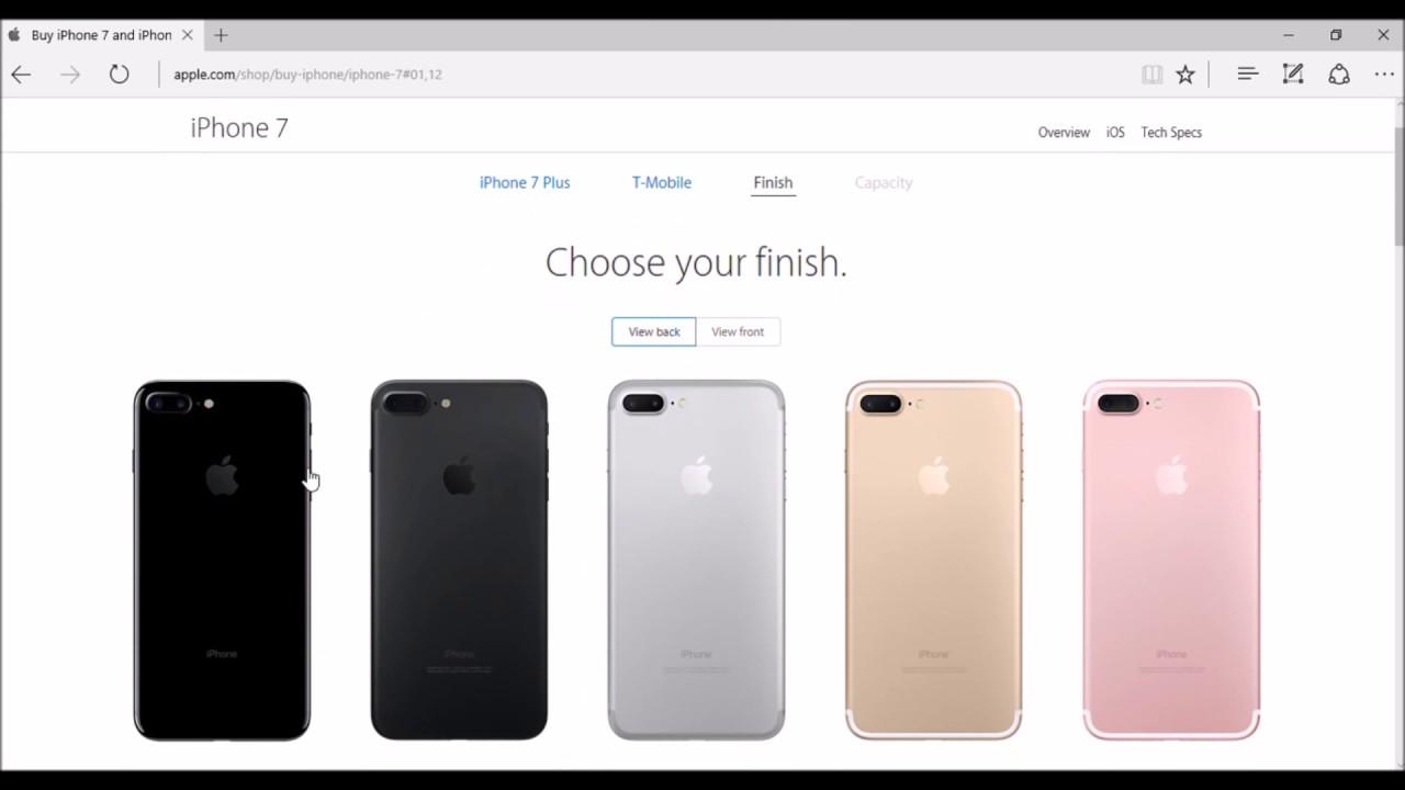 iphone 7 plus free