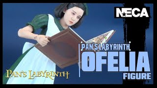 toy spot neca toys pans labyrinth guillermo del toro signature collection ofelia figure review