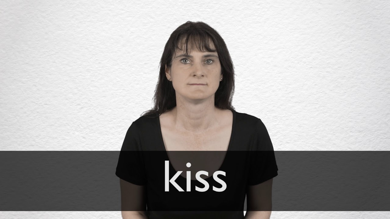 Kiss Synonyms | Collins English Thesaurus