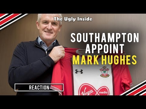 Mark Hughes appointed Southampton manager | The Ugly Inside