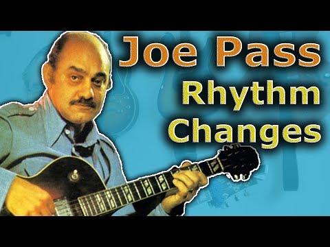 Joe Pass on Rhythm Changes - 3 Solid Bebop Strategies