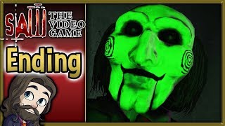 Saw The Video Game Gameplay - Part 11 Both Endings - Let's Play Walkthrough