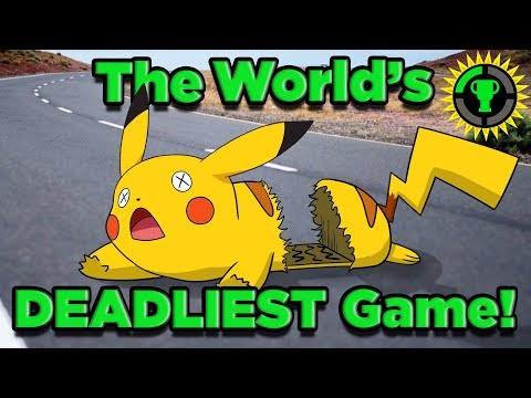 Game Theory: WARNING - Pokemon May Cause DEATH!