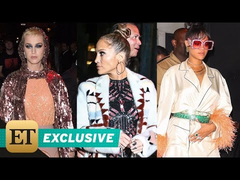 Met Gala 2017 After-Party: Katy Perry, Rihanna, Jennifer Lopez Rock Racy Looks!