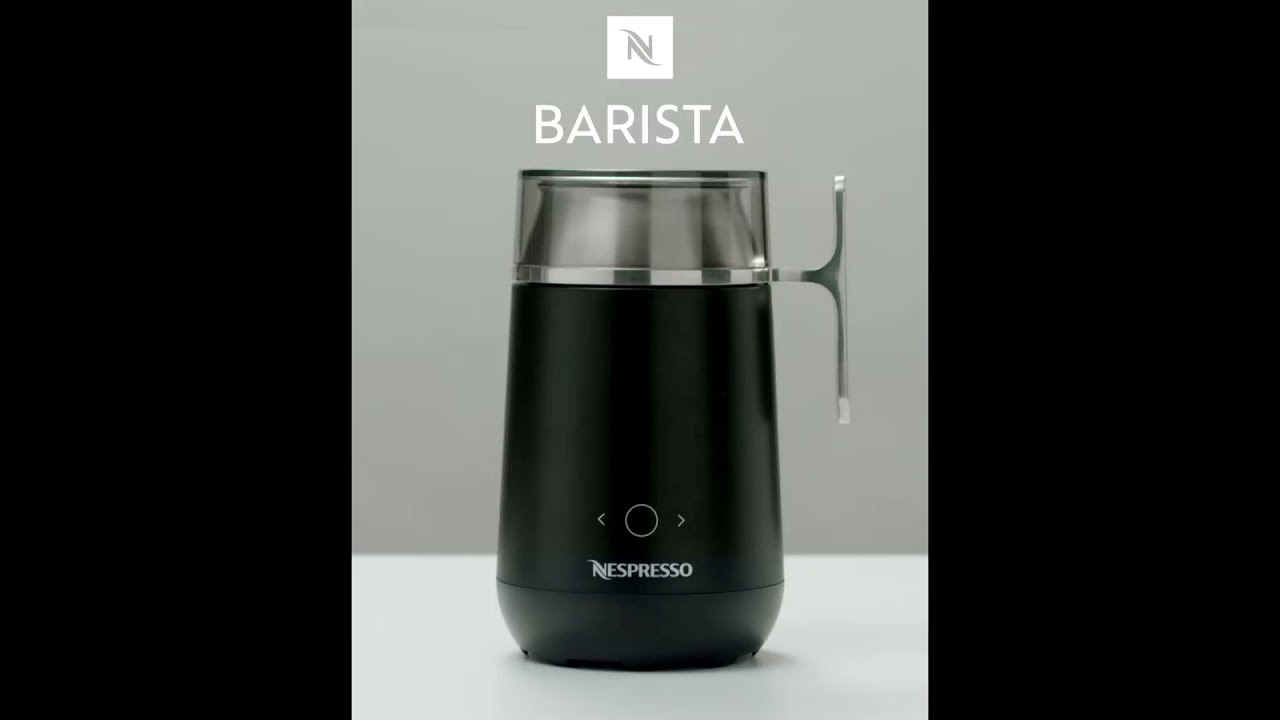 Nespresso barista ricette caffé cioccolata calda it youtube