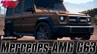 Need For Speed Payback: Mercedes-AMG G63 Offroad Build | LV299 | THIS G WAGEN CAN DRIFT