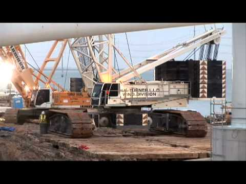 Harbor Wind Construction Video