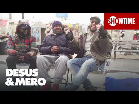 Advice from the Bronx  DESUS & MERO  SHOWTIME