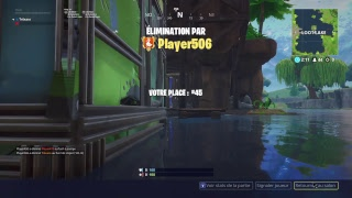 BUG DDE CONEXION ON FORTNITE A CAUSE OF SFR