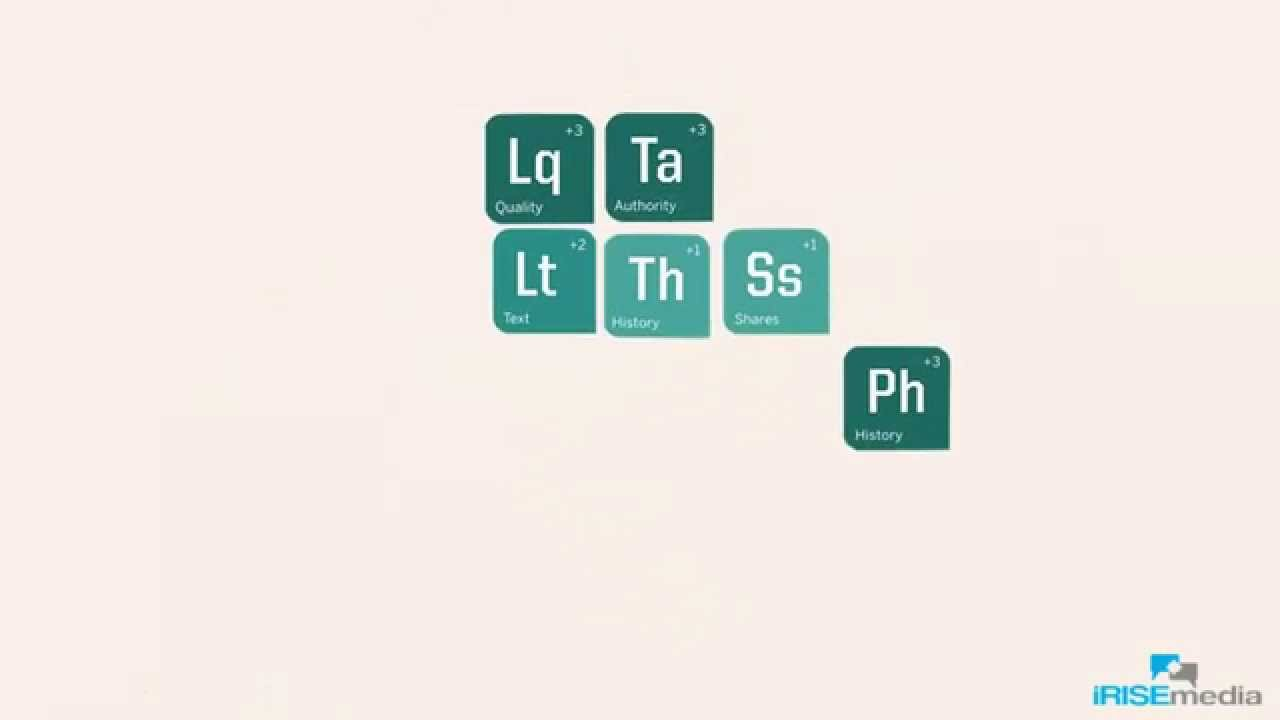 The periodic table of seo success factors off the page factors the periodic table of seo success factors off the page factors gamestrikefo Image collections