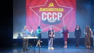 Смотреть видео Финал концерта памяти Валеры Долженко группа ШАН-Хай(Театр Людмилы Рюминой,г. Москва) онлайн