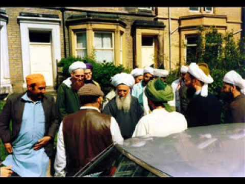 Tarawih - Prayer at Peckham Mosque - Sheikh Nazim Naqshbandi Haqqani