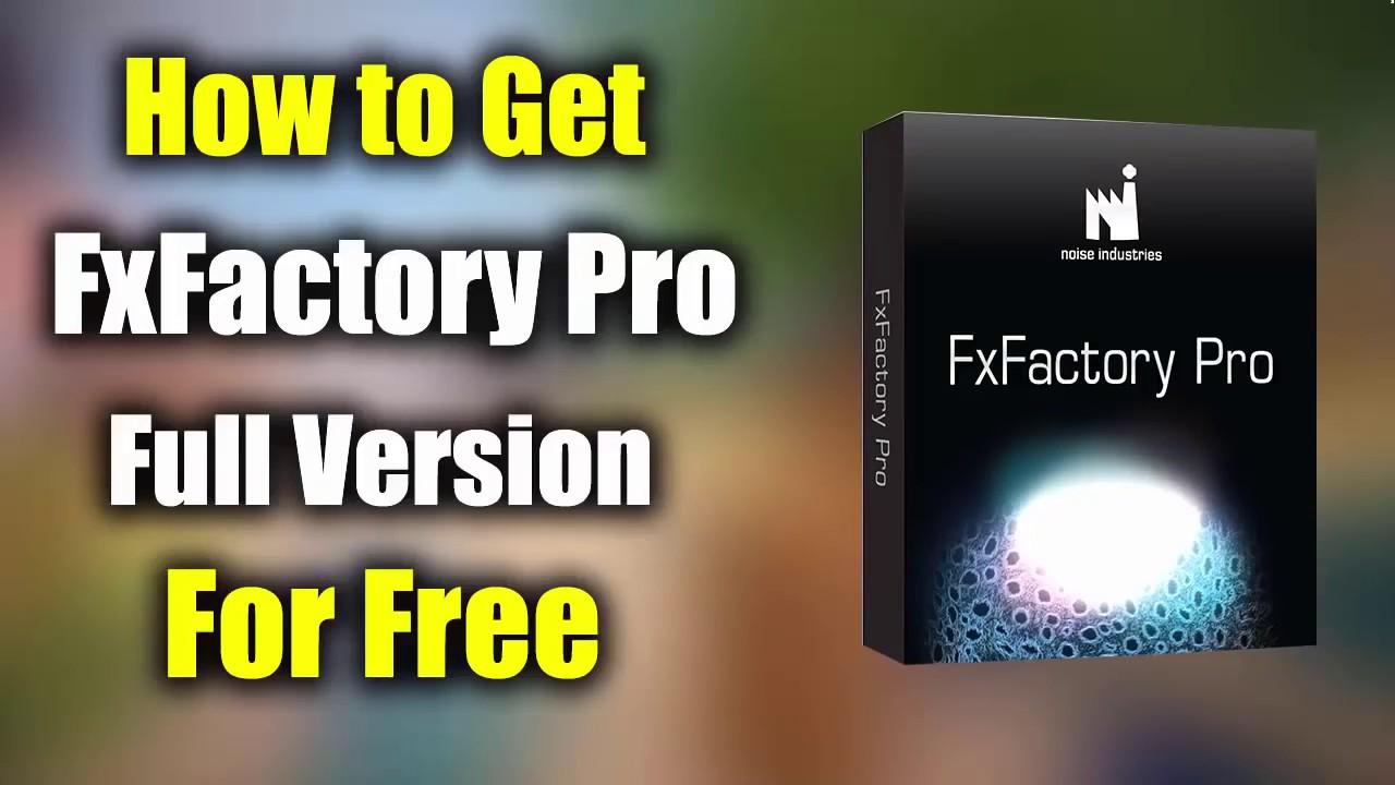 Download mac fxfactory pro 7. 1. 1 full version [free] finalcutpro.