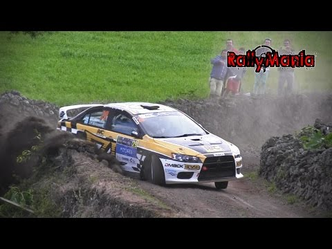 ERC Azores Airlines Rallye 2016 SHOW ACTION HD