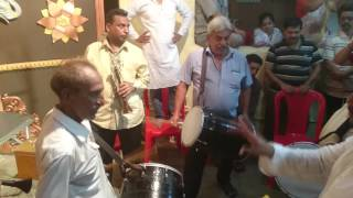 2015 - dholi baja - Ibrahim and Shashi Ponkshe