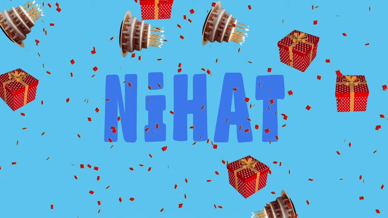 İyi ki doğdun NİHAT - İsme Özel Ankara Havası Doğum Günü Şarkısı (FULL VERSİYON) (REKLAMSIZ)
