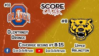 High School Hockey: Olentangy Orange vs Upper Arlington