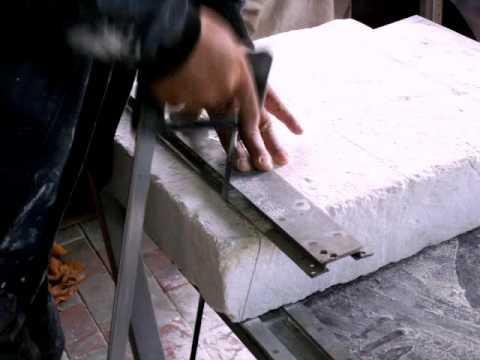 Кирпич Фагот слоновая кость Финской фактуры в облицовке дома .