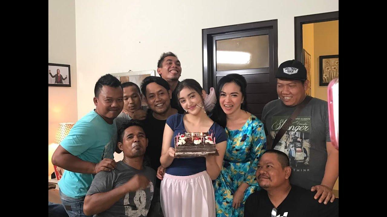 Ranty Maria: Anak Langit BTS Potong Kue Ultah RANTY MARIA, ANAK LANGIT