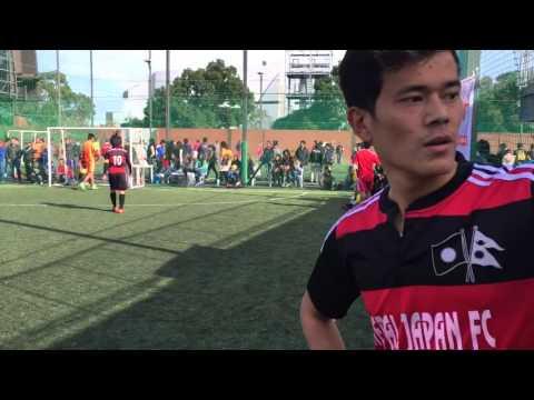 Nepal Japan youth club Vs Deep United 2nd half