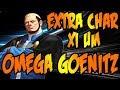 [EXTRA CHAR] Omega Goenitz KOF XI UNLIMITED Style | Zadkiel Mugen