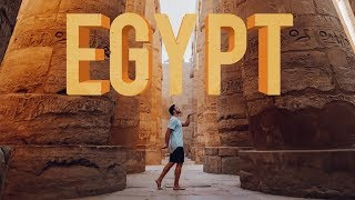 TRAVELING TO EGYPT | What a Surprise! - Vlog 206