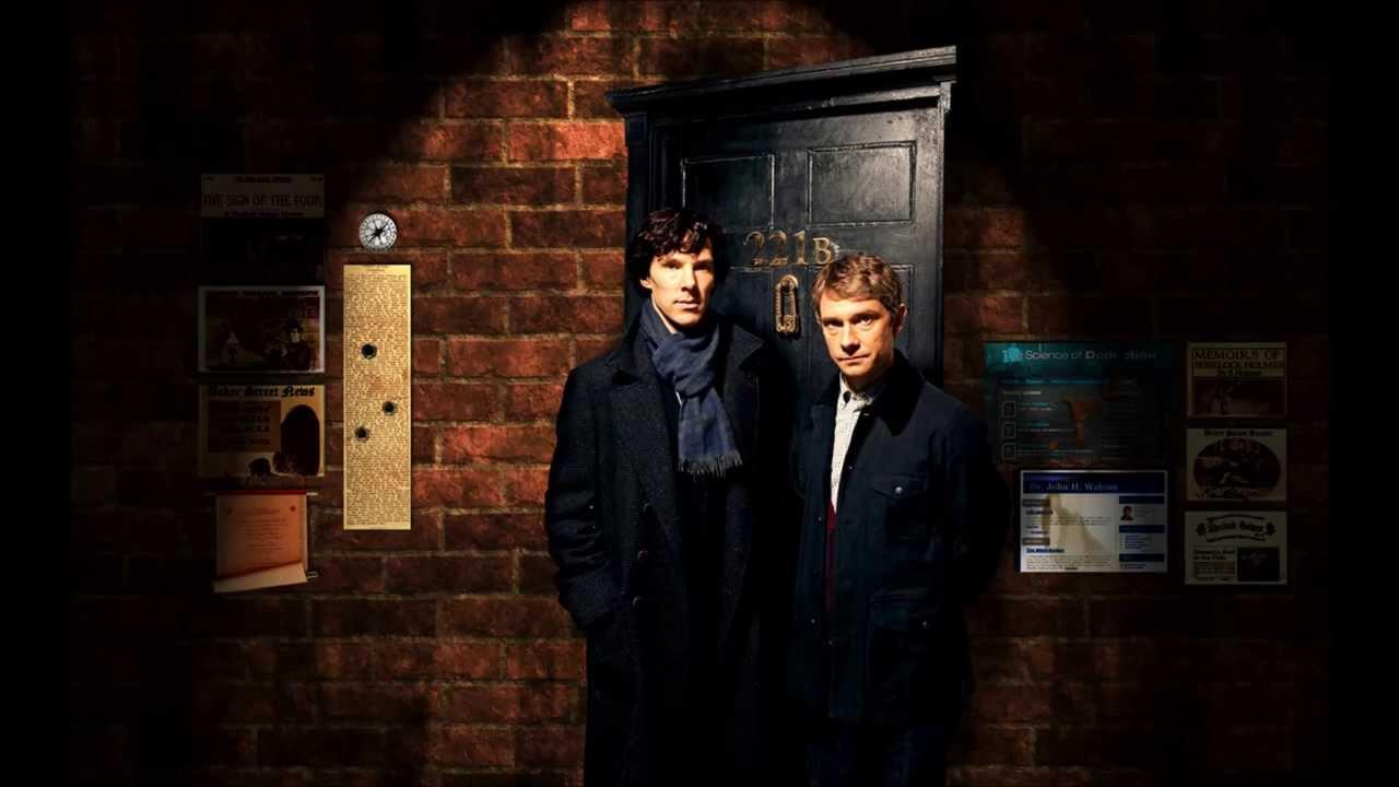 BBC Sherlock download all episodes